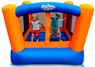 Castillo hinchable Blast Zone Little Bopper