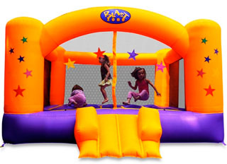 Castillo hinchable Blast Zone Super Star Party    oferta limitada  ultimas unidades