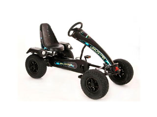 Coche a pedales Dino Kart  Buggy. Alta gama. Uso comercial