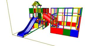 Parque infantil Juan 1119