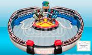 Juego hinchable  Air-bots Lucha de Robots accionados con  Aire,Exclusiva Saltofeliz  en España