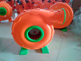 Turbina de inflado continuo para hinchables 680 W