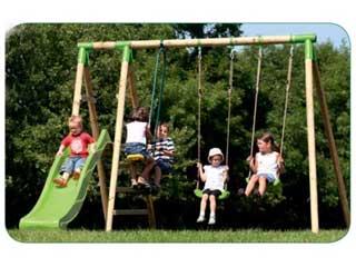Parque infantil Lomme