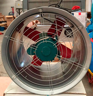 Flipa  con el precio !Ultimas Unidades!1Turbina Axial cilindrica  multifuncion  2800 R.P.M  // 670W  220/240V